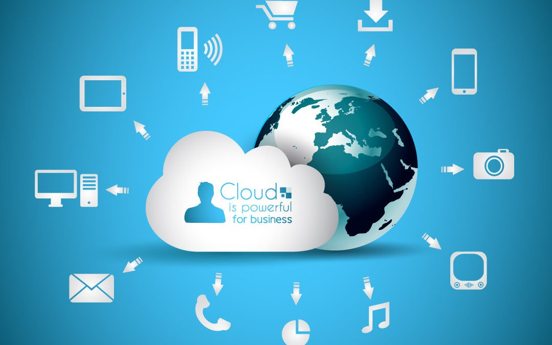 Cloud Computing in English